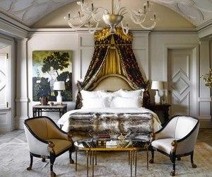 bedroom, cozy, and interior image
