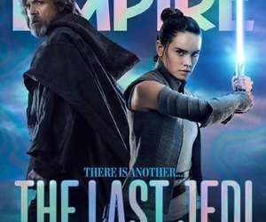 star wars, rey, and the last jedi image