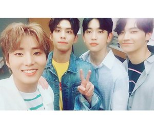 JB, day6, and got7 image