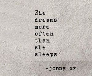 quotes, Dream, and sleep image