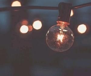 light, lights, and night image