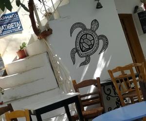 coffee, Greece, and trip image