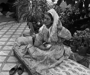 morocco, woman, and north africa image