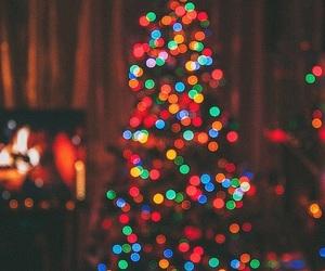 christmas, cozy, and light image