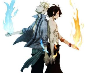 one piece, marco, and ace image