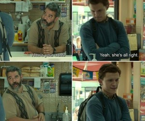 funny and spider-man image