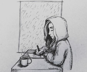 art, cozy, and winter image