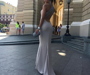 dress, fashion, and beautifuldress image