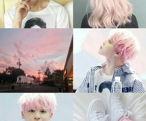 aesthetic, bts, and cute image