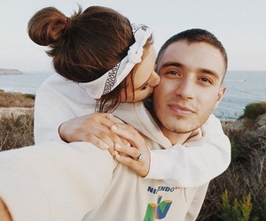 jess conte, couple, and girl image
