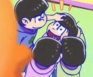 anime, karamatsu matsuno, and osomatsu san image