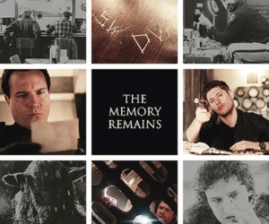 dean winchester, edit, and season 12 image