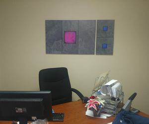 art, office art, and color blend art image
