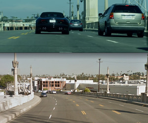 los angeles, dusk till dawn, and video location image