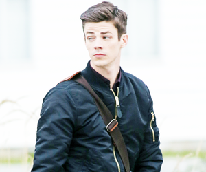 DC, flash, and barry allen image