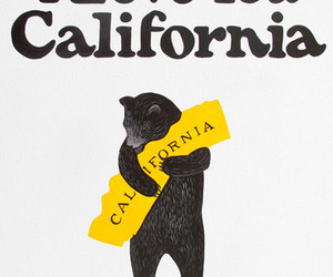 bear, california, and state image
