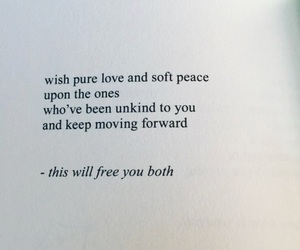 freedom, kindness, and poem image