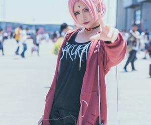beautiful, cosplay, and naruto image
