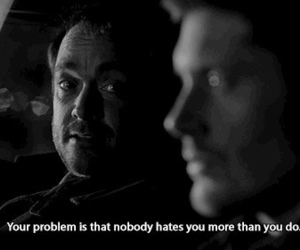 supernatural, quotes, and dean winchester image