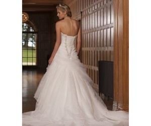 back, bridal, and andalusia image