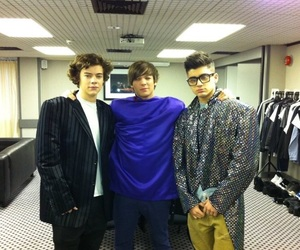 louis, styles, and tomlinson image