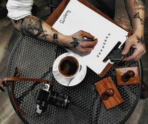 tattoo and coffee image