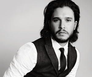 kit harington, game of thrones, and gq image