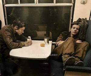 larry stylinson, manip, and louis tomlinson image