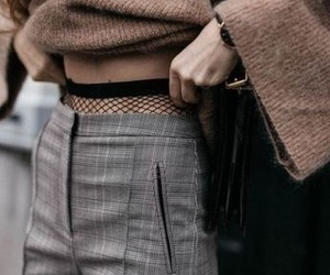 aesthetic, girl, and clothes image