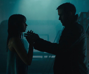 blade runner, couple, and ryan gosling image
