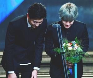 chanyeol, exo, and chanbaek image