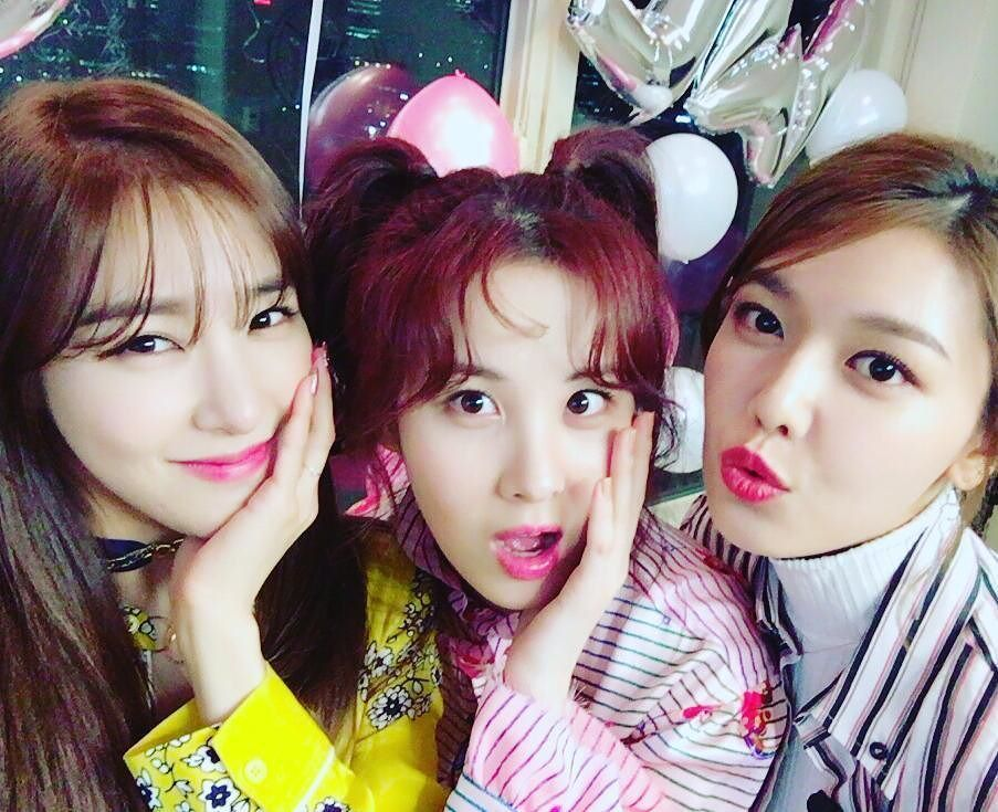 snsd, sooyoung, and seohyun image