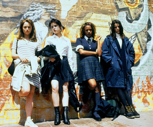 The Craft, witch, and 90s image