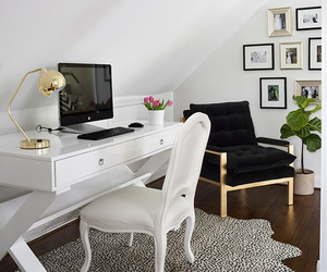 decor, home, and white image