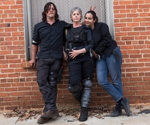 twd, man, and norman reedus image
