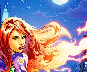 DC, teen titans, and dc comics image