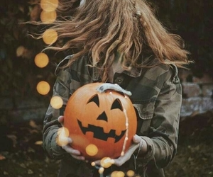Halloween, costume, and october image