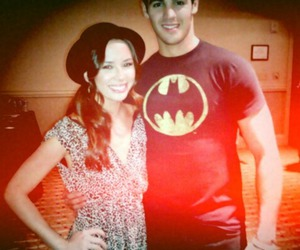 malese jow, jeremy gilbert, and tvd image