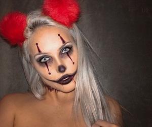 Halloween, makeup, and alissamalara image