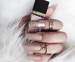 beauty, nails, and polished image