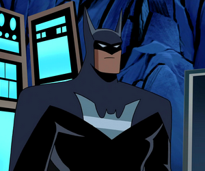 Action, batman, and cartoon network image