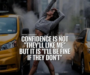 confidence, dance, and likeyourself image
