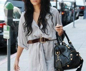 fashion, outfit, and vanessa hudgens image