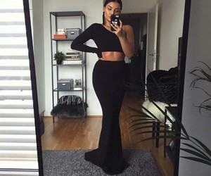 black, style, and fab image