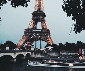 paris, travel, and city image