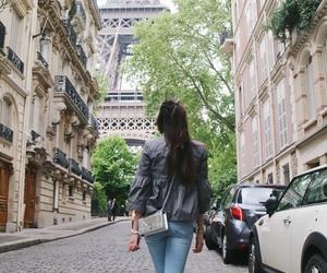 luxury lifestyle, paris, and travel image