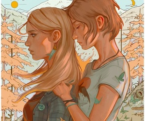 butterfly, life is strange, and chloe image