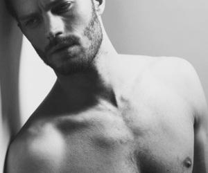 Jamie Dornan, sexy, and fifty shades of grey image