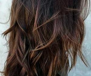 mid length hair style image