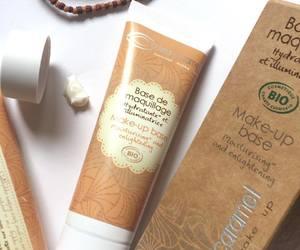 makijaż, couleur caramel, and ekologiczna image